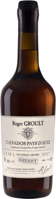122,95 € Envío gratis | Calvados Roger Groult Sherry Finish Francia Botella 70 cl
