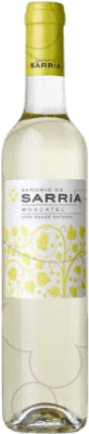 8,95 € Free Shipping | Fortified wine Sarria D.O. Navarra Navarre Spain Muscatel Half Bottle 50 cl