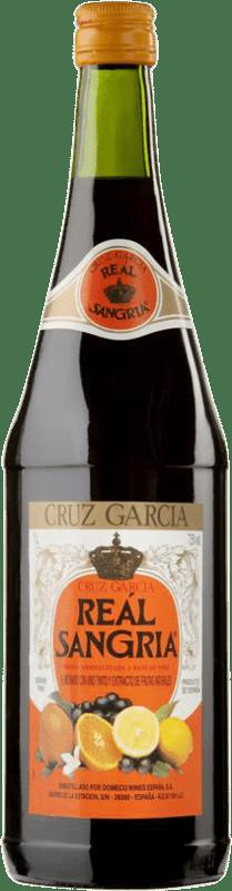 4,95 € Kostenloser Versand | Wein Sangria Age Real Spanien Rakete Flasche 1 L