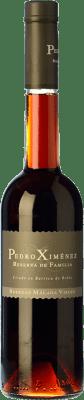 9,95 € Free Shipping | Fortified wine Málaga Virgen Reserva de la Familia Reserva D.O. Sierras de Málaga Andalucía y Extremadura Spain Pedro Ximénez Half Bottle 50 cl