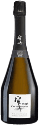 103,95 € Free Shipping | White sparkling Champagne Pierre Mignon Clos des Graviers Millésime Brut Gran Reserva A.O.C. Champagne France Pinot Black, Chardonnay, Pinot Meunier Bottle 75 cl | Thousands of wine lovers trust us to get the best price guarantee, free shipping always and hassle-free shopping and returns.
