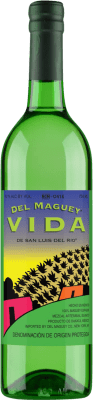 45,95 € Free Shipping | Mezcal Maguey Vida Espadín Mexico Bottle 70 cl