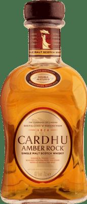 38,95 € Free Shipping | Whisky Single Malt Cardhu Amber Rock United Kingdom Bottle 70 cl