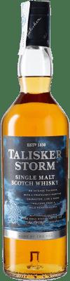 48,95 € Free Shipping | Whisky Single Malt Talisker Storm United Kingdom Bottle 70 cl