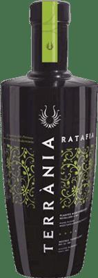 17,95 € Envío gratis | Digestivo Epica Mediterrania Ratafia Terrània Especial España Botella 70 cl