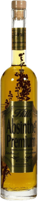 27,95 € Envío gratis | Absenta Hill's Premium República Checa Botella 70 cl