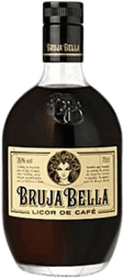 9,95 € Free Shipping | Marc Caballero Bruja Bella Licor de Café Spain Bottle 70 cl