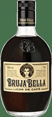 9,95 € Free Shipping | Marc Caballero Bruja Bella Licor de Café Spain Bottle 70 cl