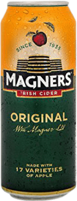 2,95 € Free Shipping | Cider Magners Ireland Lata 50 cl