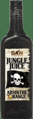 9,95 € Envío gratis | Absenta Orange Jungle España Botella 70 cl