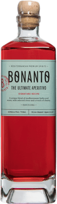 16,95 € Kostenloser Versand | Liköre Bonanto Spanien Flasche 75 cl