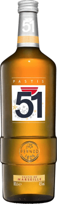 13,95 € Envío gratis   Pastis 51 Escarchado Francia Botella 70 cl