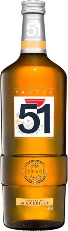 69,95 € Free Shipping | Pastis 51 France Special Bottle 4,5 L