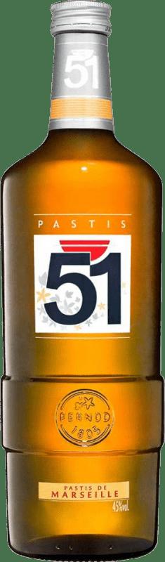 64,95 € Envío gratis   Pastis 51 Francia Botella Especial 4,5 L