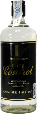 13,95 € Free Shipping | Pisco Control Chile Bottle 70 cl