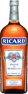 33,95 € Free Shipping | Pastis Pernod Ricard France Special Bottle 2 L