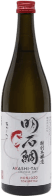 19,95 € Kostenloser Versand | Sake Akashi-Tai Honjozo Japan Flasche 70 cl