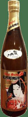 16,95 € Kostenloser Versand | Sake Rashomon Japan Flasche 75 cl