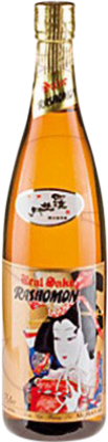 16,95 € Envío gratis | Sake Rashomon Japón Botella 75 cl