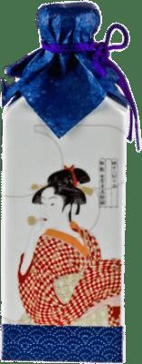 51,95 € Free Shipping | Sake Rashomon Cerámica Japan Missile Bottle 1 L