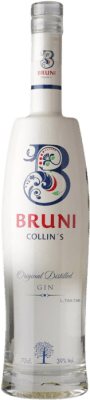 28,95 € Free Shipping | Gin Bruni Collin's Gin Spain Bottle 70 cl