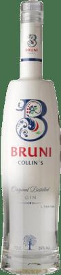 23,95 € Kostenloser Versand | Gin Bruni Collin's Gin Spanien Flasche 70 cl