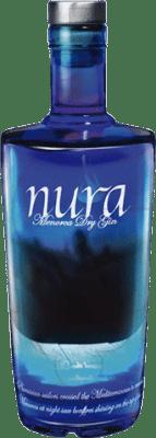 38,95 € Free Shipping | Gin Nura Gin Spain Bottle 70 cl