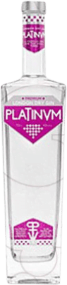 26,95 € Free Shipping | Gin Platinvm Gin Spain Bottle 70 cl