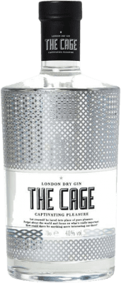 21,95 € Envoi gratuit | Gin The Cage Gin Espagne Bouteille 70 cl