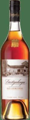 73,95 € Envío gratis | Armagnac Dartigalongue Francia Botella 70 cl