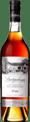 89,95 € Envío gratis | Armagnac Dartigalongue 25 Años Francia Botella 70 cl