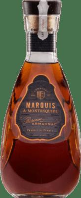 29,95 € Envío gratis | Armagnac Montesquiou Reserve Reserva Francia Botella 70 cl