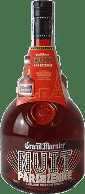 21,95 € Envío gratis | Triple Seco Grand Marnier Nuit Parisienne Francia Botella 70 cl