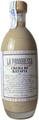 13,95 € Envío gratis | Crema de Licor La Pabordessa Crema de Ratafia España Botella 75 cl