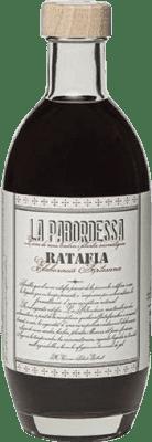 13,95 € Envío gratis | Digestivo La Pabordessa Ratafia España Botella 70 cl