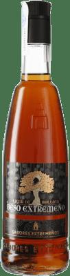 5,95 € Envío gratis | Licores Licor de Bellota Beso Extremeño España Botella 70 cl