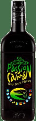 8,95 € Envío gratis | Licores Passion Caimán España Botella 70 cl