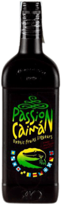 8,95 € Kostenloser Versand | Liköre Passion Caimán Spanien Flasche 70 cl