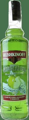15,95 € Envoi gratuit | Liqueurs Antonio Nadal Rushkinoff Green Apple Espagne Bouteille Missile 1 L