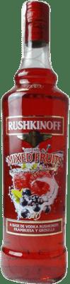 15,95 € Envoi gratuit | Liqueurs Antonio Nadal Rushkinoff Mixed Fruits Espagne Bouteille Missile 1 L