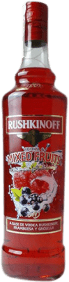 11,95 € Free Shipping   Spirits Antonio Nadal Rushkinoff Mixed Fruits Spain Missile Bottle 1 L