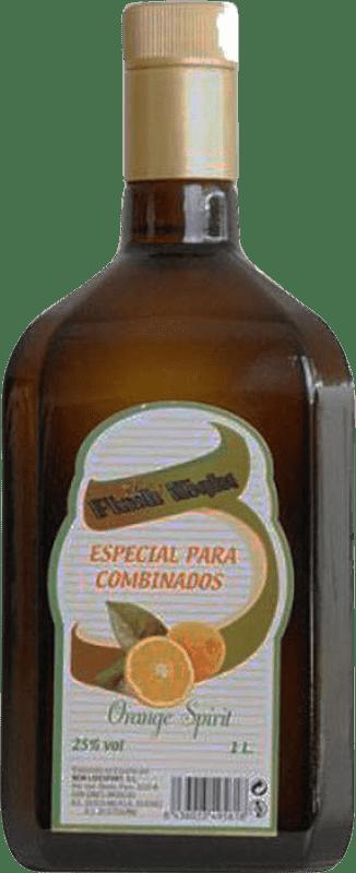 8,95 € Kostenloser Versand   Triple Sec Flash Night Spanien Rakete Flasche 1 L