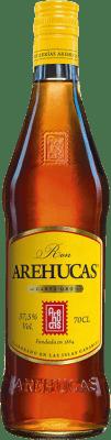 13,95 € Free Shipping | Rum Arehucas Miel Spain Bottle 70 cl
