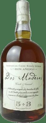 92,95 € Envoi gratuit   Rhum Williams & Humbert Dos Maderas Añejo 5+3 Espagne Bouteille Jeroboam-Doble Magnum 3 L