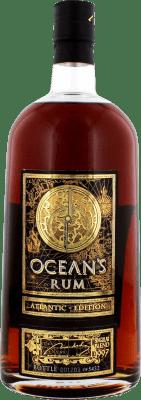 63,95 € Free Shipping | Rum Ocean's Extra Añejo Spain Missile Bottle 1 L