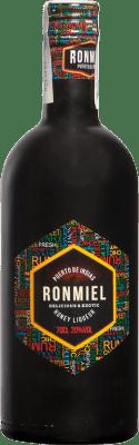 8,95 € Free Shipping | Rum Puerto de Indias Miel Spain Bottle 70 cl