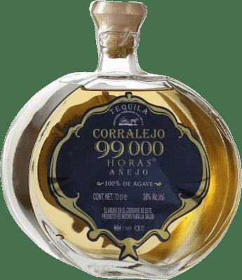 67,95 € Free Shipping | Tequila Corralejo 99000 horas Añejo Mexico Bottle 70 cl