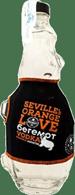 19,95 € Envoi gratuit | Vodka Beremot Seville Orange Espagne Bouteille 70 cl