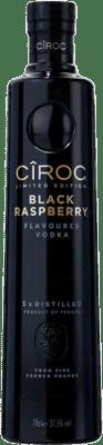 48,95 € Envoi gratuit | Vodka Cîroc Black Raspberry France Bouteille 75 cl