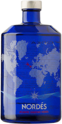 27,95 € Free Shipping   Vodka Galician Original Nordés Atlantic Spain Bottle 70 cl